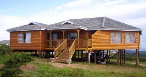 Wendy houses, Log cabins and Nutec homes