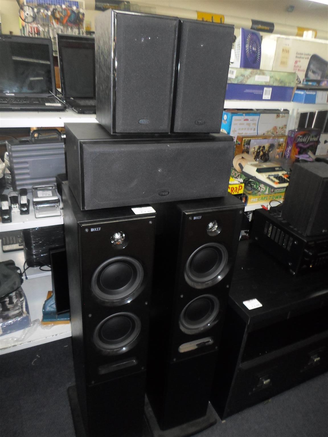 KEF 5.1Ch Speakers - C033050957-1