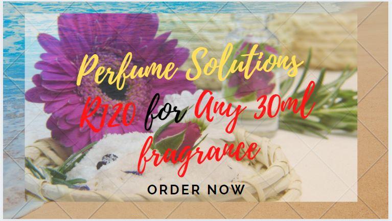 Oil Based Perfume