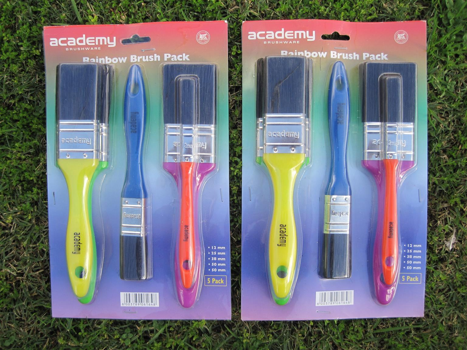 Academy Paint Brush Set - New - at 50% off