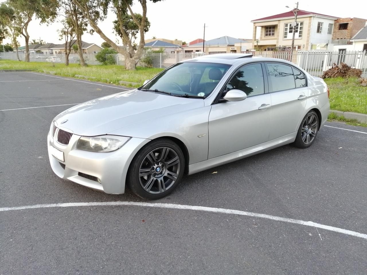 2006 BMW 3 Series 320d M Performance Edition
