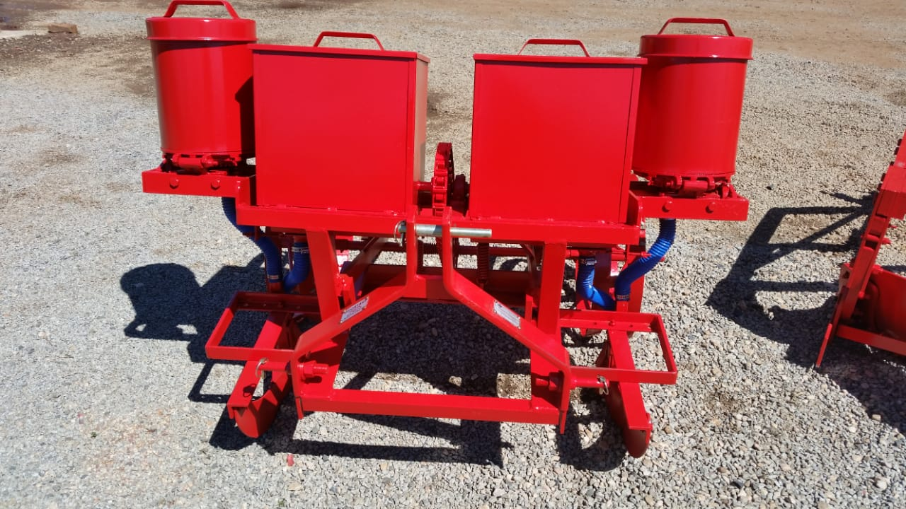 Red EHJ 2 Ry Mielie / Maize Planter New Implement