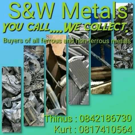 Scrap metals   Junk Mail