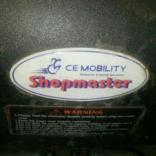 elektriese rolstoel