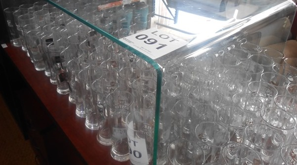 New 500 ml/Draught Beer Glasses about 500 available - R 20 each
