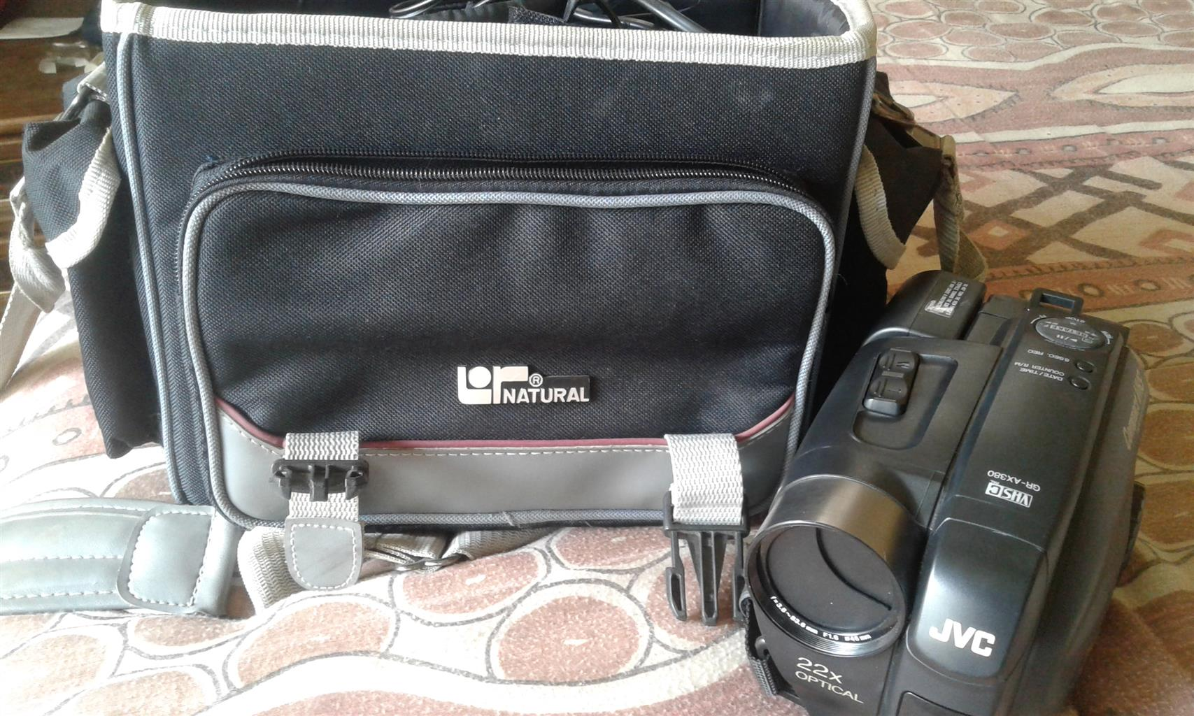 Jvc camera video recorder