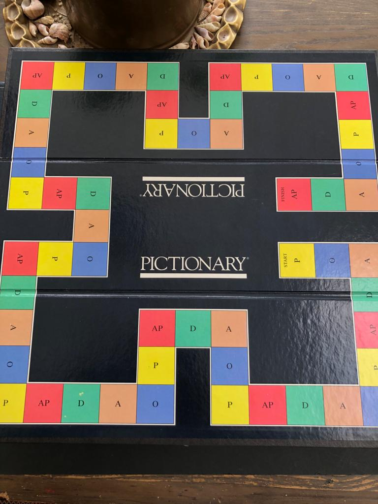 Pictionary Board Game - for loads of fun and laughter