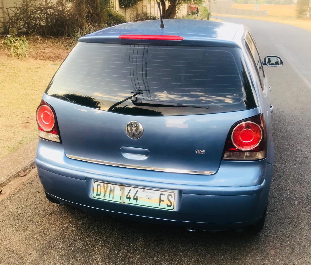 2007 VW Polo 1.6 Comfortline
