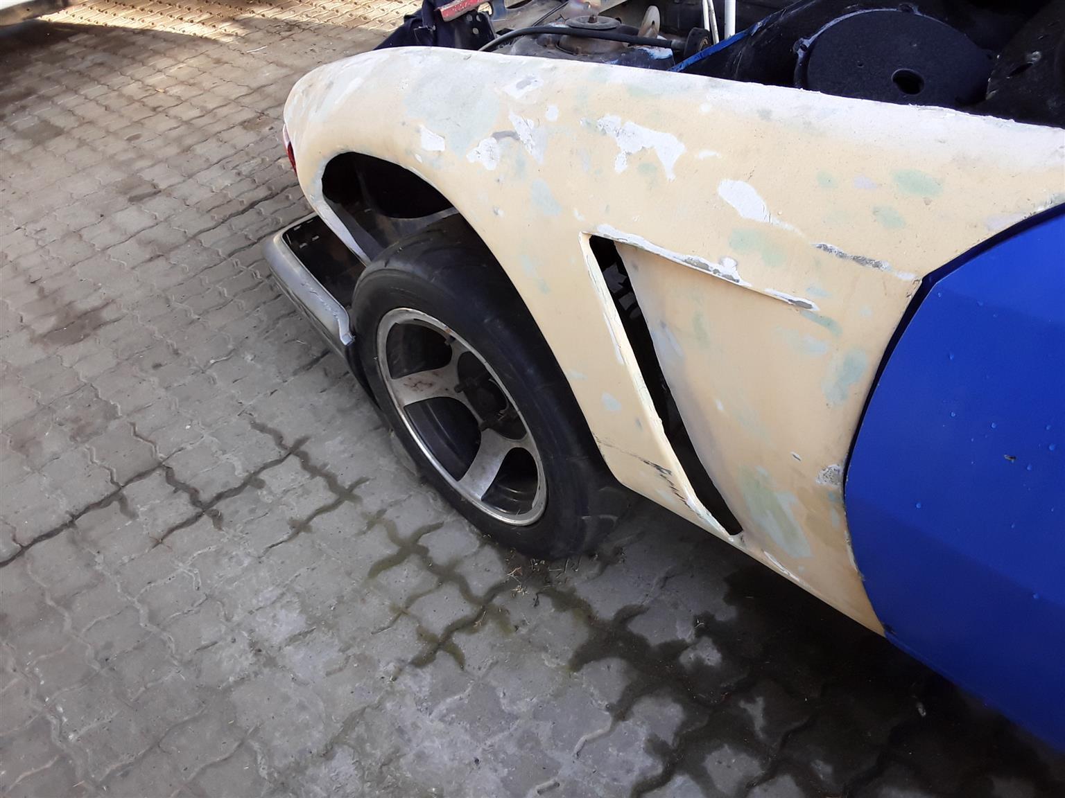 1977 Custom and Rebuilds Rebuilt Cars