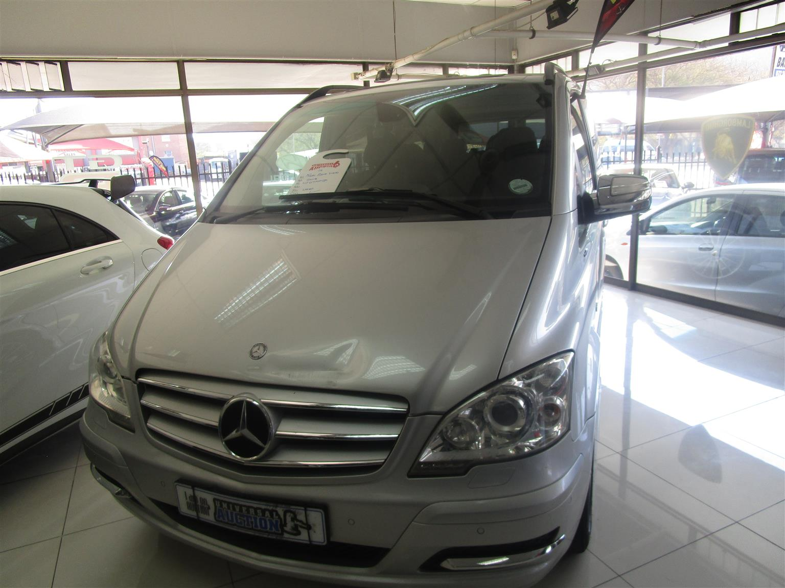 2013 Mercedes Benz Viano CDI 2.2 Fun