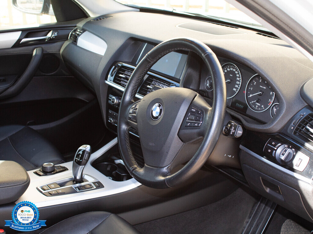 2014 BMW X3 xDRIVE 20i (G01)