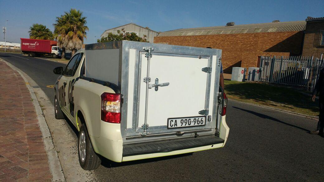 Custom-build Refrigeration Trailers