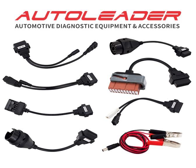 Car Cable Set for TCS Pro Scanner OBD2 Car Diagnostic Tool