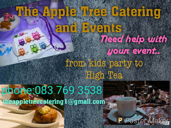 The Apple Tree catering and events