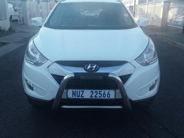 2012 Hyundai ix35 2.0CRDi GLS Limited