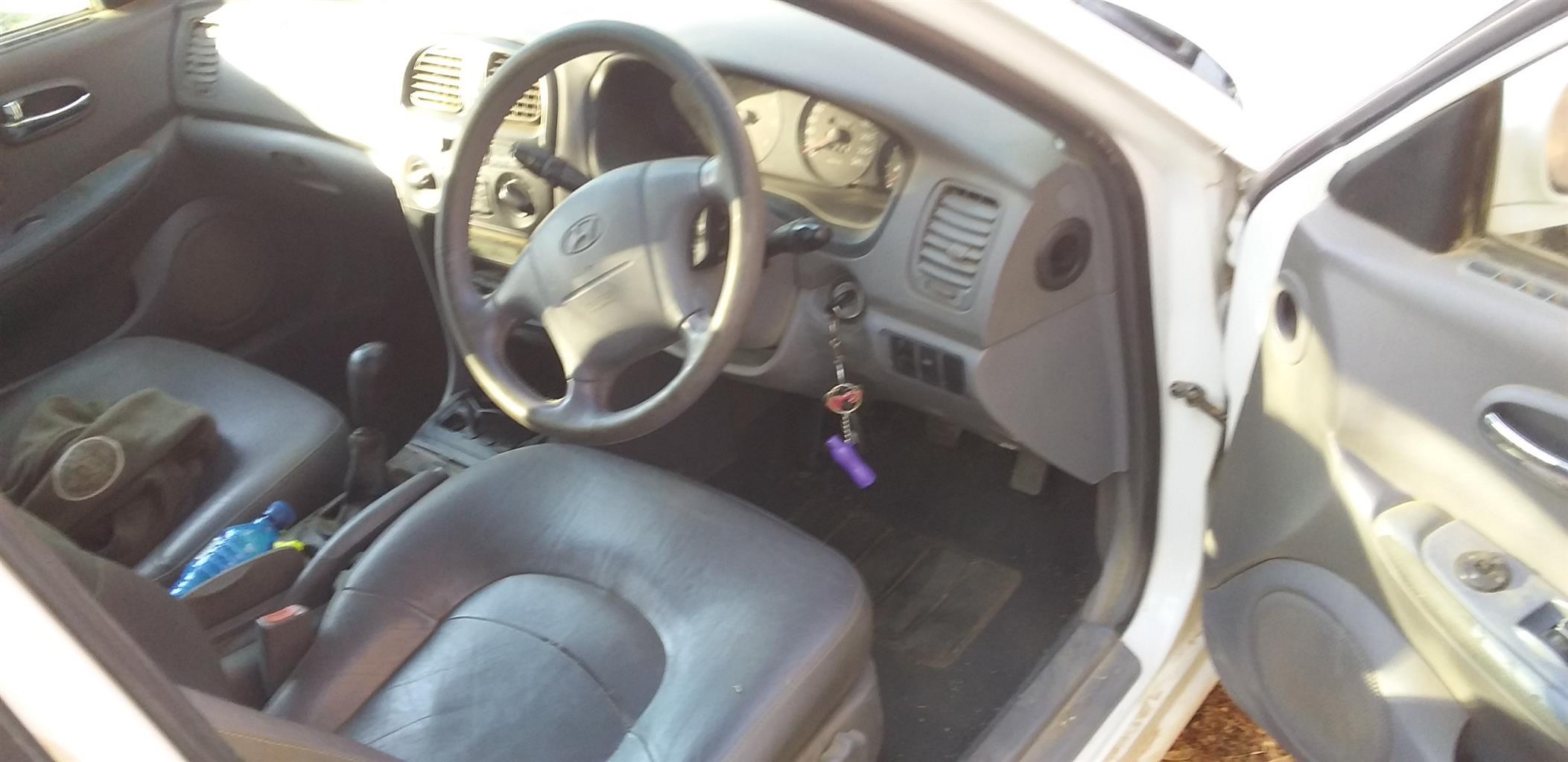 2004 Hyundai Sonata 2.7 V6 GLS