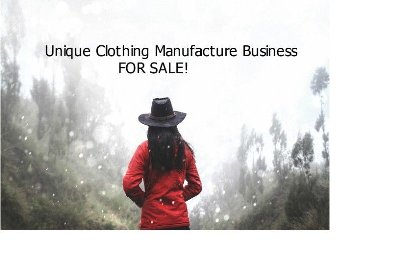 Unique Clothing Business