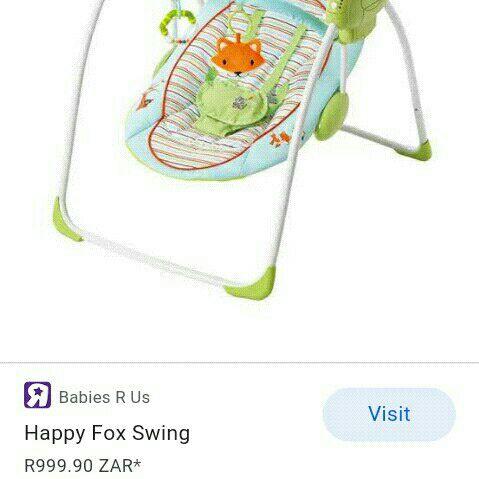 baby electronic swing