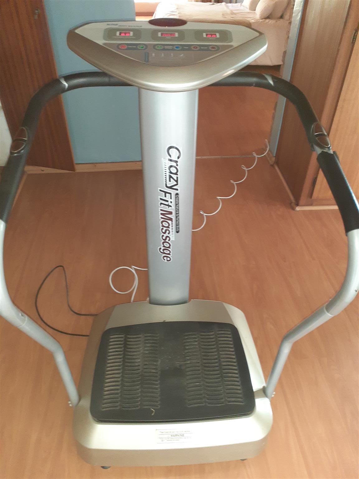 Body shaper machine