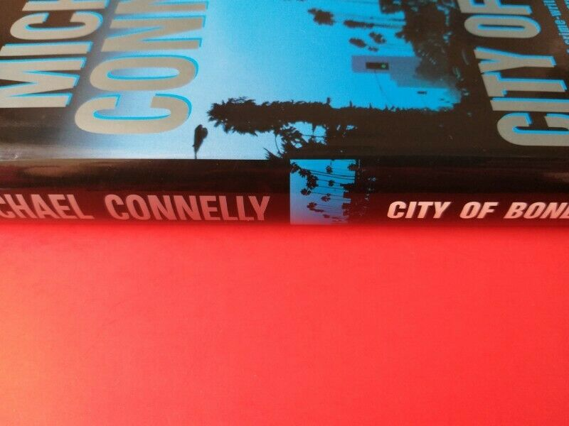 City Of Bones - Michael Connelly - Harry Bosch #8.