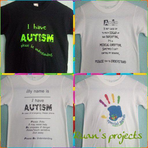 Awareness T-shirts