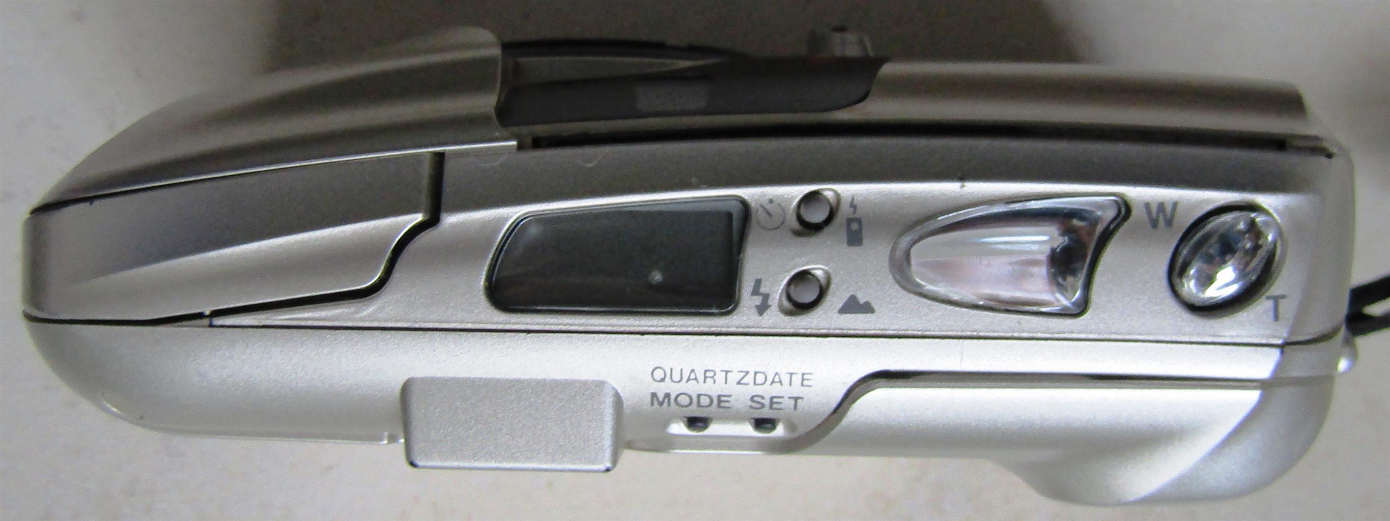 Olympus Multi AF All-Weather 38-80mm Zoom 35mm Camera