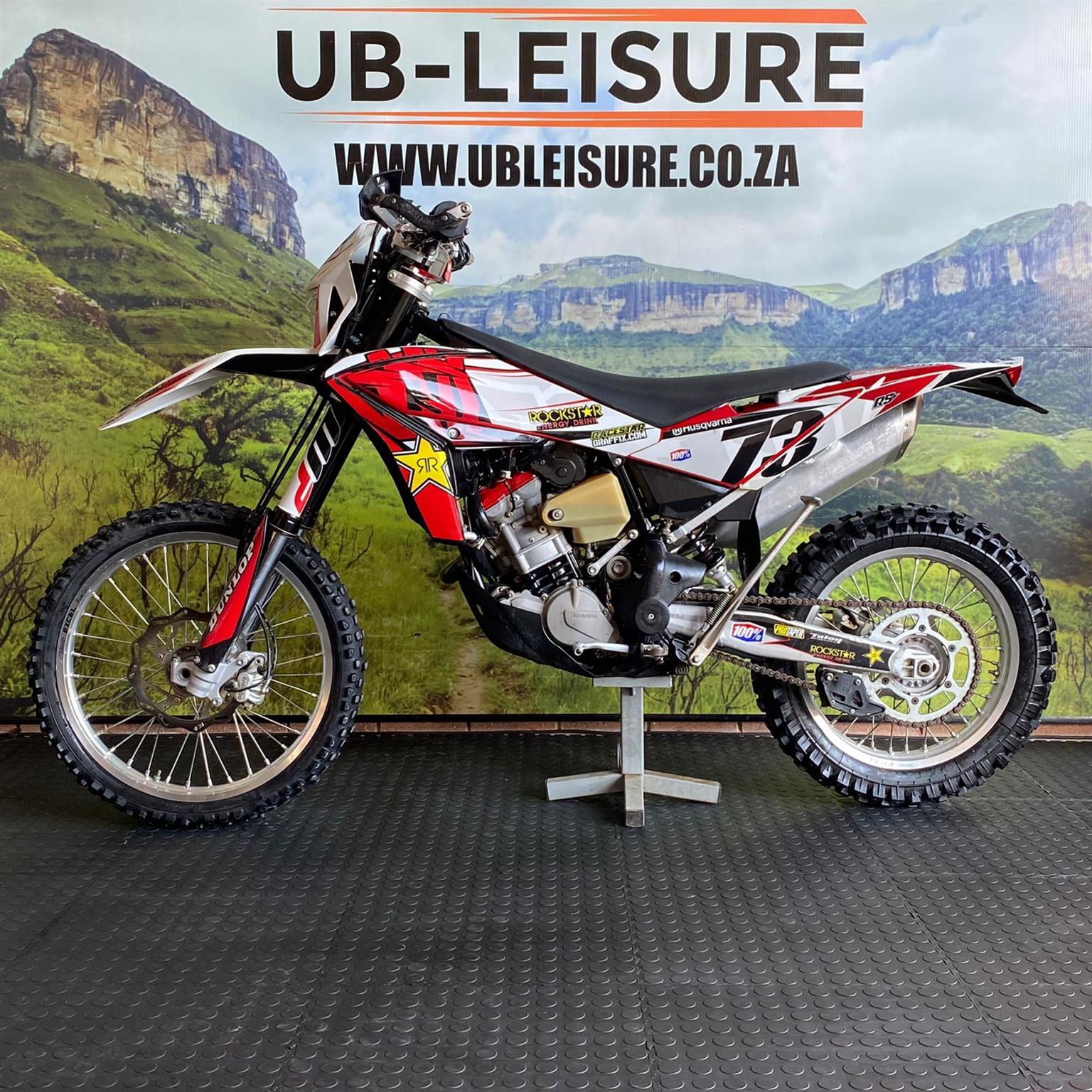 2013 HUSQVARNA FE 450 | UB LEISURE