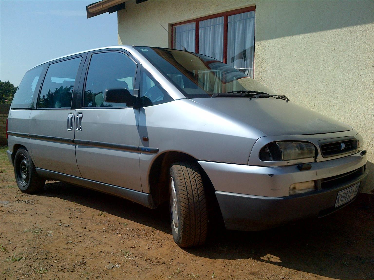 2002 Fiat Dino 2.0 Multijet Combi