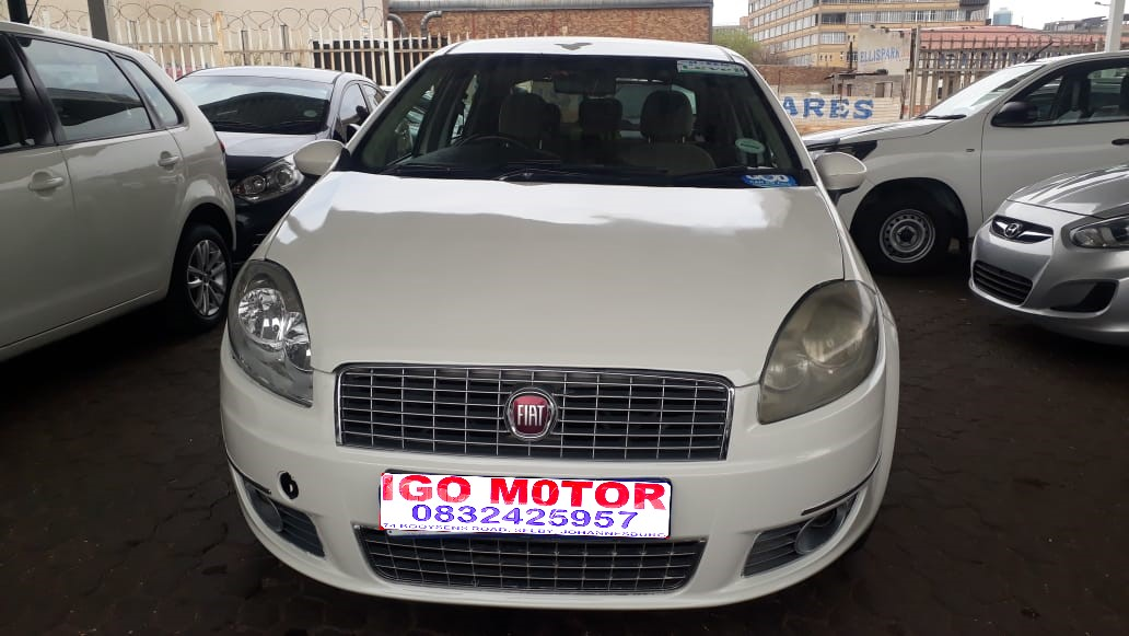 2010 Fiat Linea 1.4 Emotion