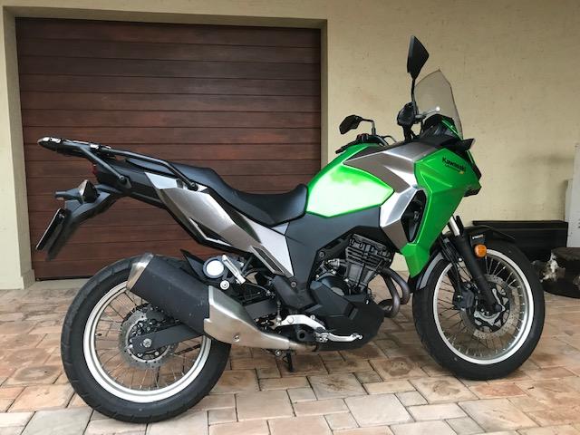 2017 Kawasaki VN