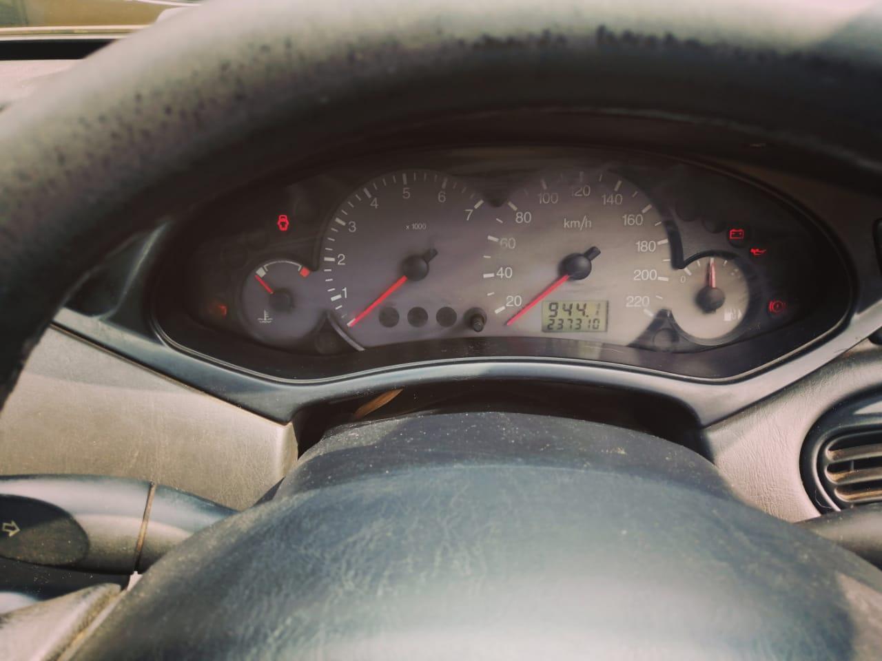 2003 Ford Focus 2.0 5 door Si