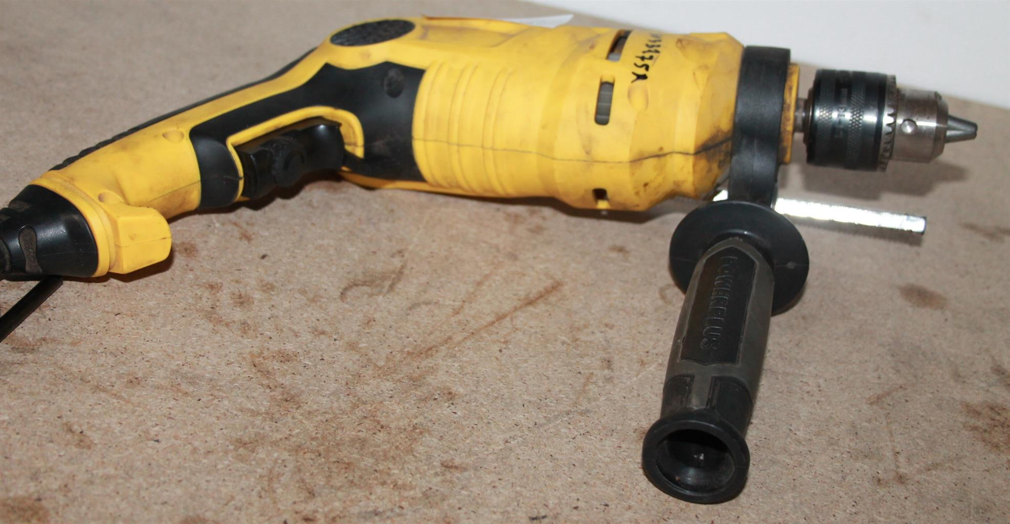 Power plus drill S033275A