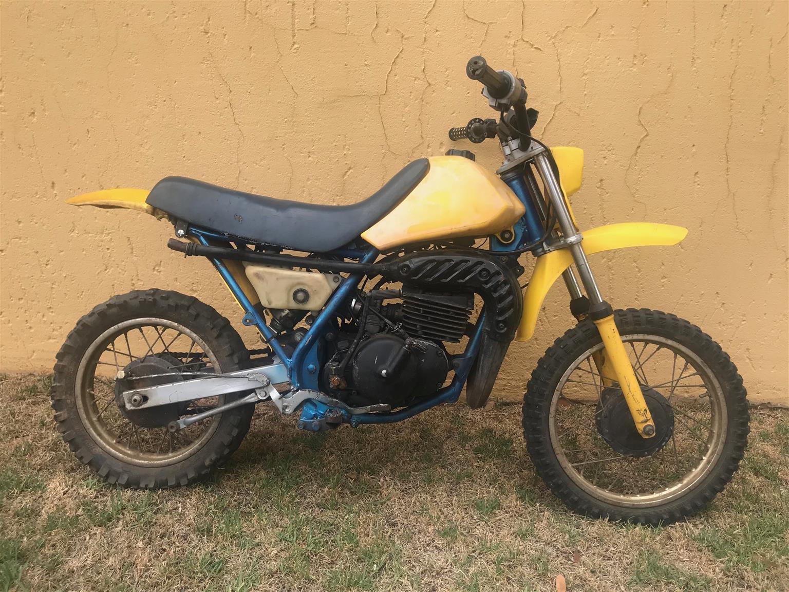 Suzuki C50