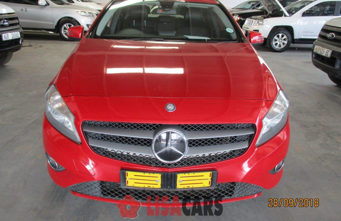 2014 Mercedes Benz 180B