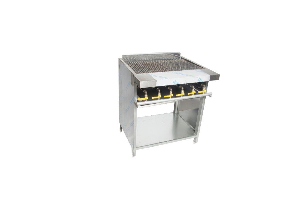 10BFMG	10 BURNER FLOOR MODEL GRILLER (1266x660x900mm)