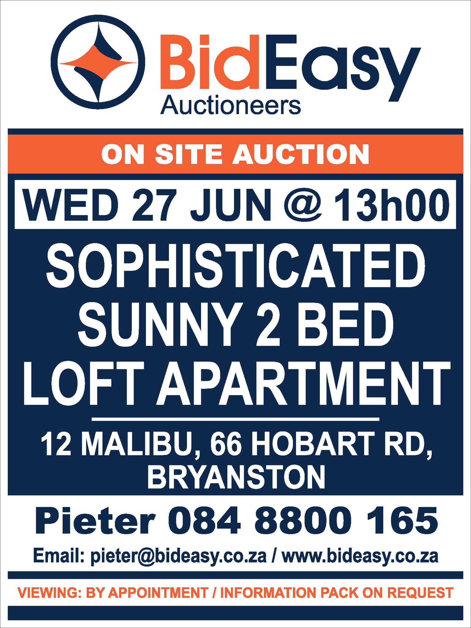 Commercial & residential auctions