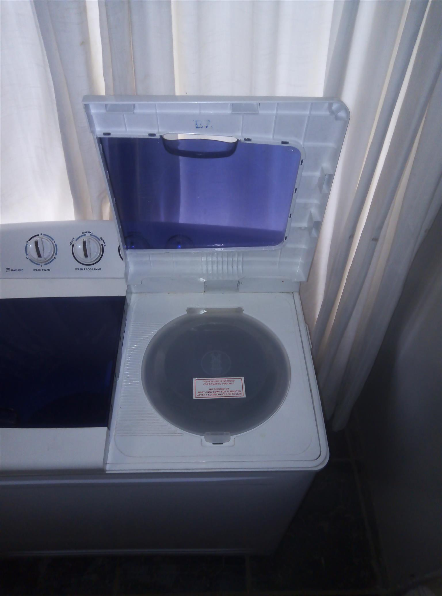 DEFY Twin-Tub WASHING MACHINE