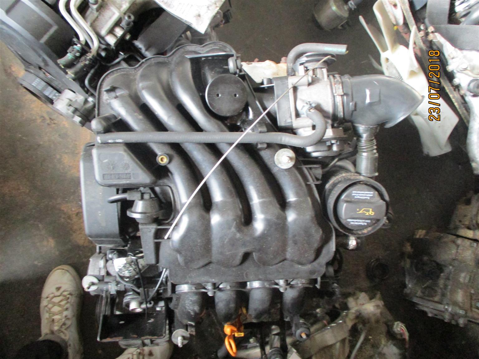 VW Golf 4 1 6 AKL Engine for Sale