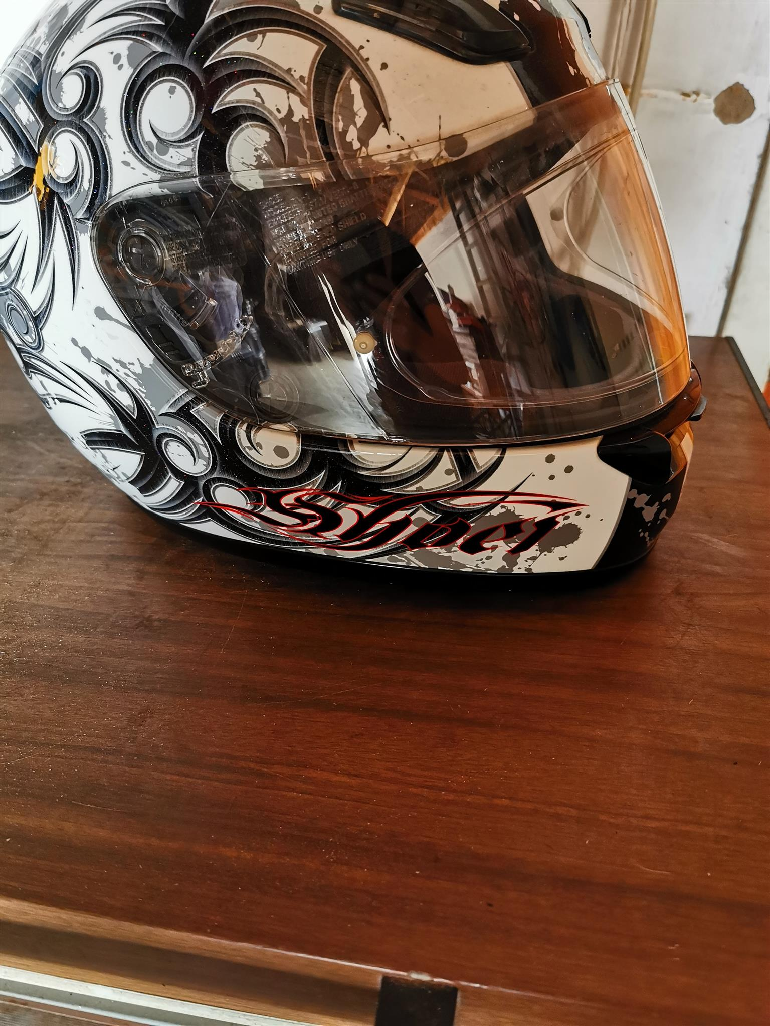 Shoei limited edition helmet for sale