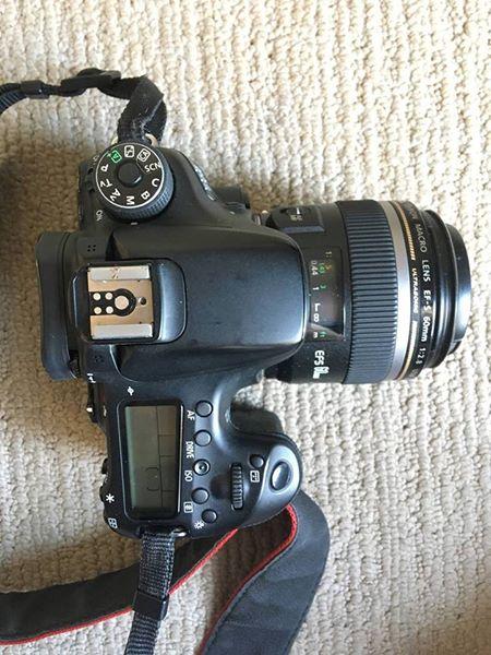 Canon 70D kit