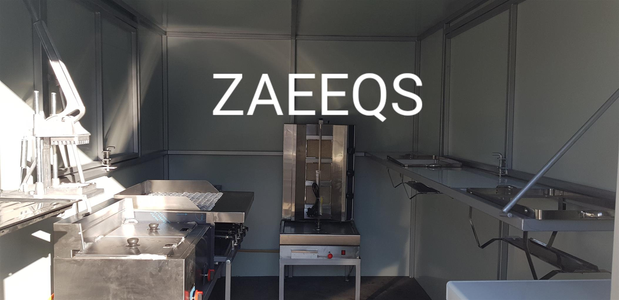 Mobile Kitchens/Food Trailers...Brand New+Fully Equipped!