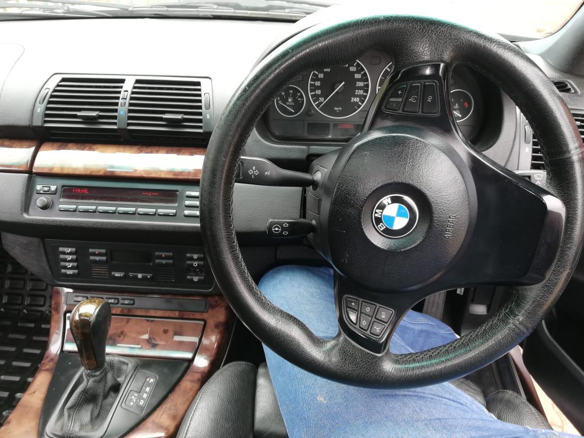 2006 BMW X5 M