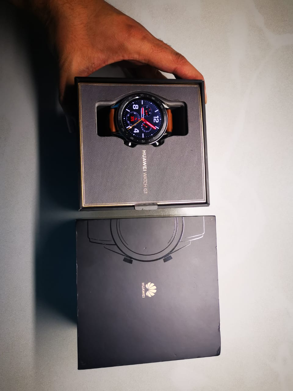 Huawei gt watch brand new in the box R3999 & Samsung gear s3 frontier