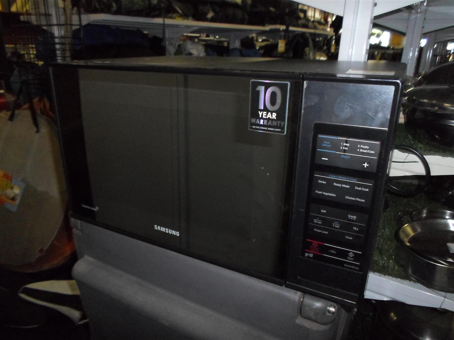 Samsung Grill Microwave