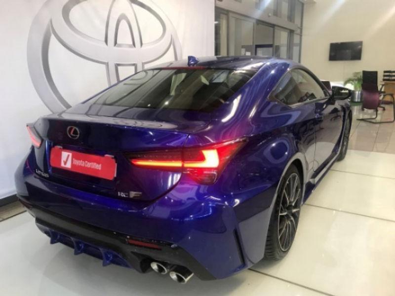 2020 Lexus RC coupe RC F 5.0 V8