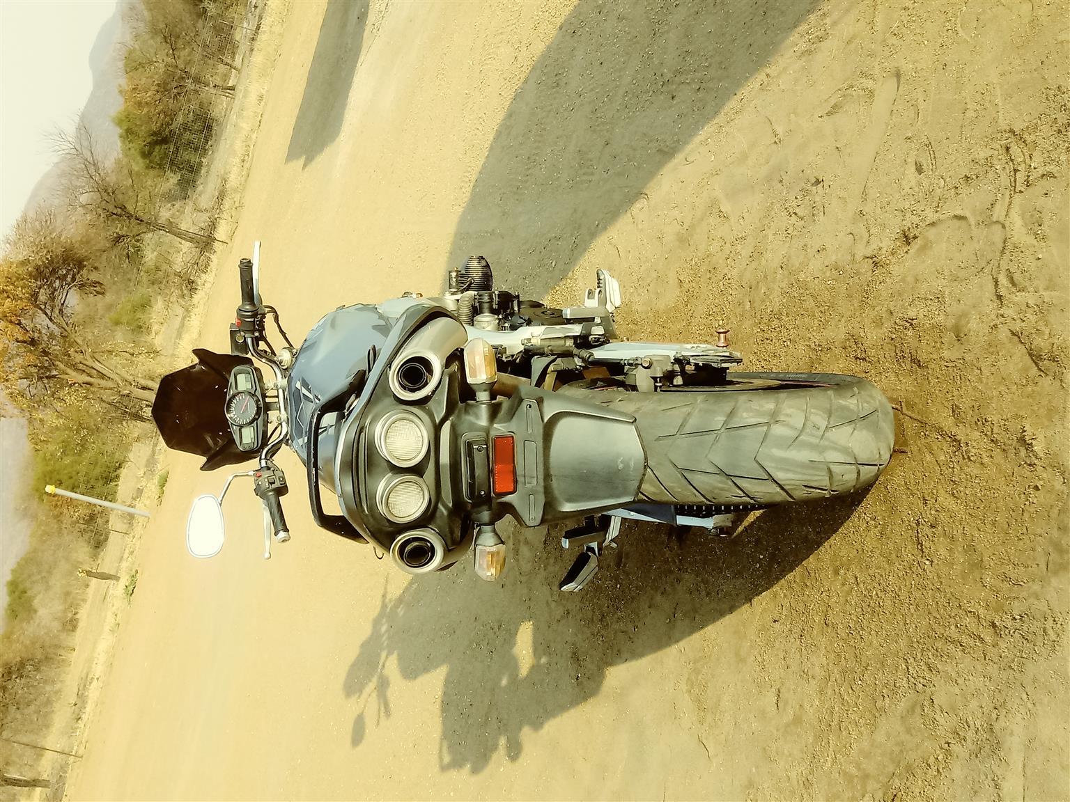 2007 Suzuki GSR600