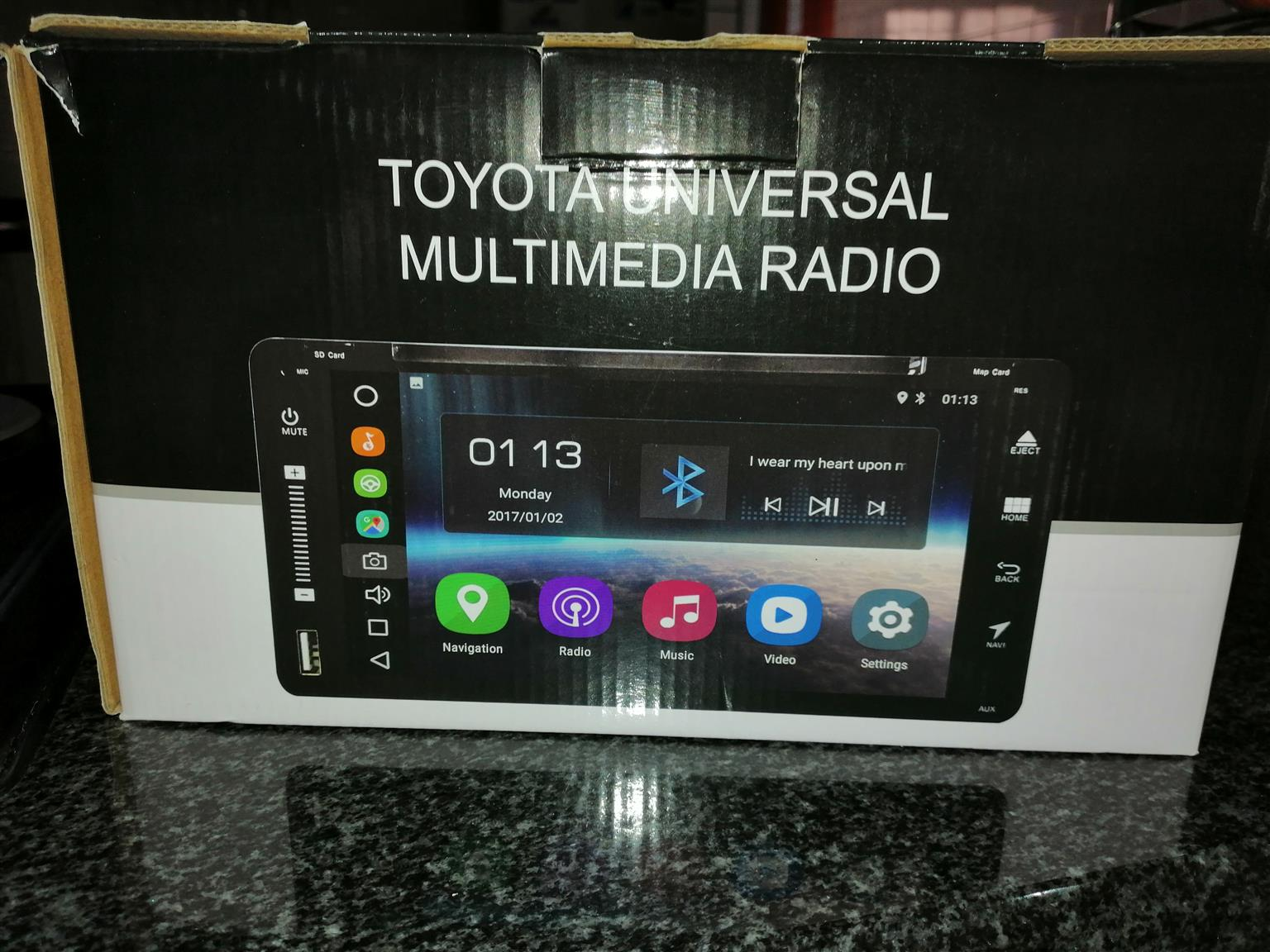 Car Accessories Audio and Entertainment Systems