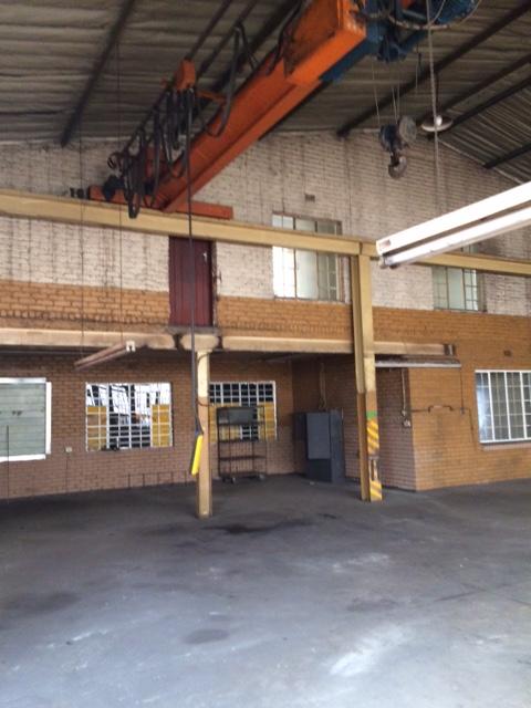 Factory for sale, Industrial Factort in Delville, Germiston, 500 sqm