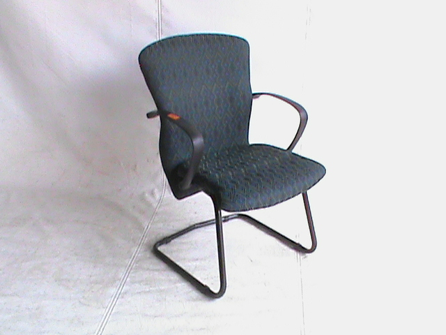 2 Tone visitor chair fabric