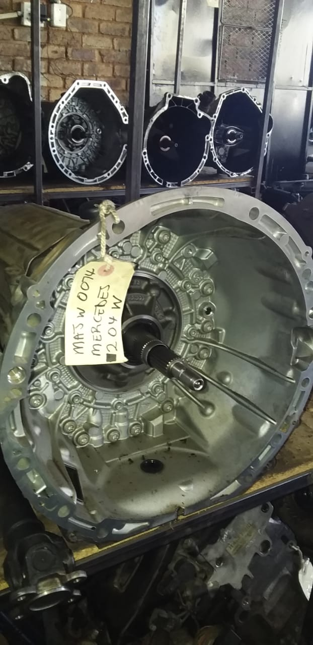 MERCEDES BENZ C180 274 USED GEARBOX FOR SALE